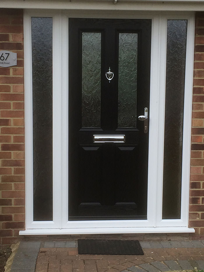 Composite doors kent canterbury maidstone tunbridge wells for Doors for front door