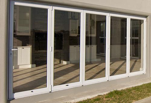 uPVC bi-fold doors canterbury