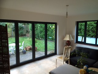 Aluminium Bi Fold Door Prices Kent & Aluminium Bi-Fold Doors St Peters | Aluminium bifold door prices