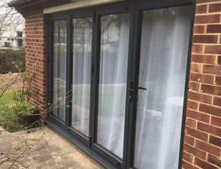 Aluminium Bi-Fold Doors Folkestone