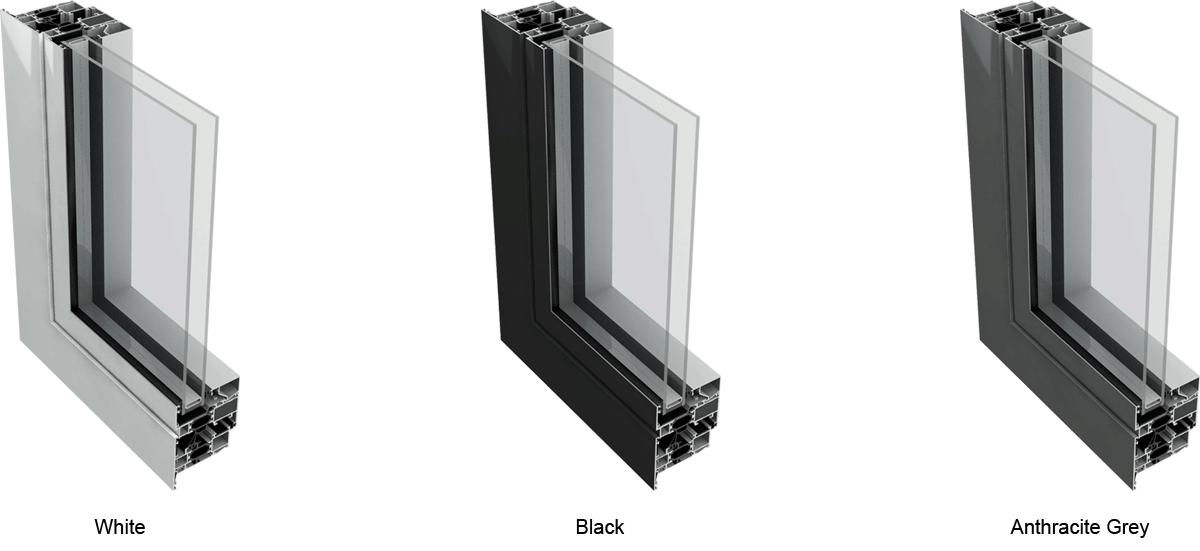 Aluminium bi fold doors Herne Bay kent
