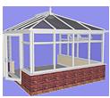 edwardian conservatory prices Herne Bay Kent