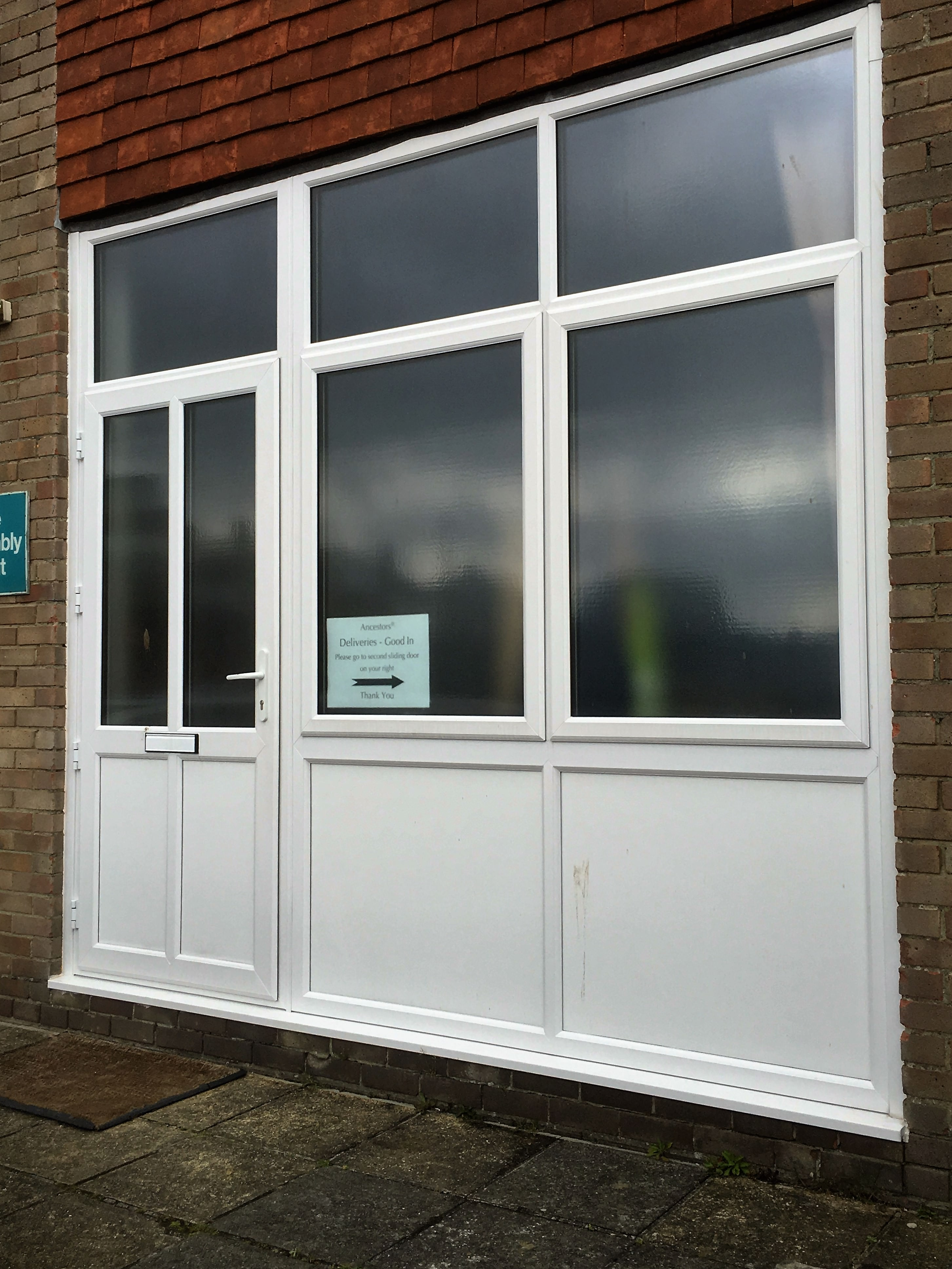 Commercial Double Glazing Kent
