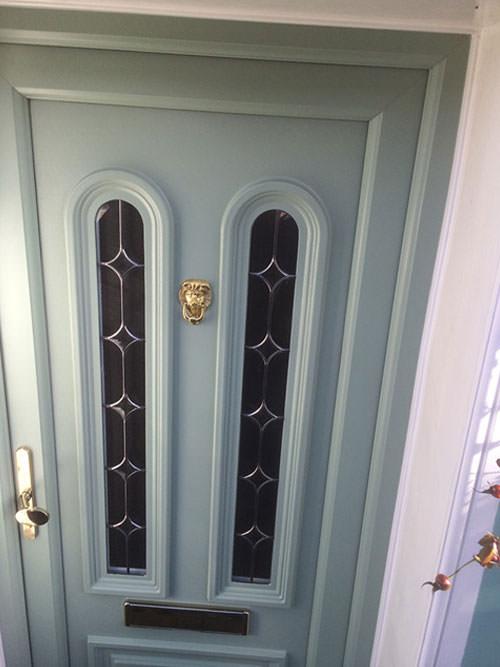 Upvc doors kent canterbury maidstone front doors for Upvc front doors fitted