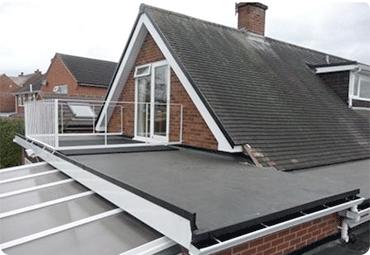 flat roofs Kent