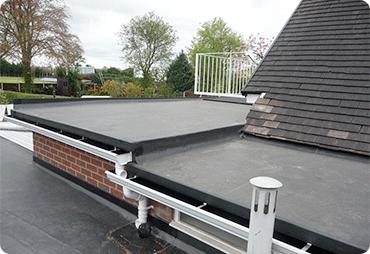 flat roofs cost kent