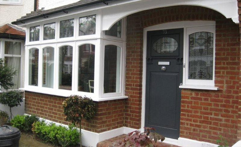 Timber Casement Windows Kent
