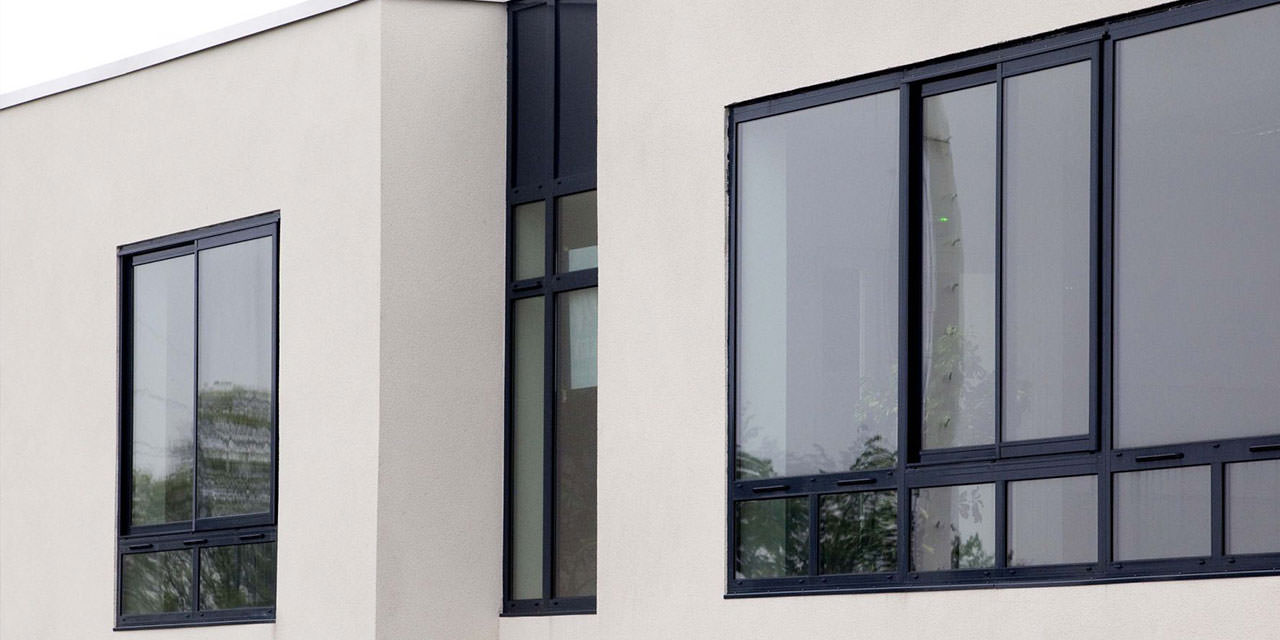 Securestyle aluminium windows in kent aluminium window for Modern window styles