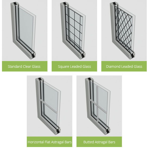 Aluminium Window Glazing Options Kent