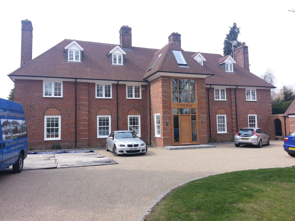 wooden casement windows maidstone 2