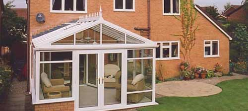 Gable Conservatory Prices Kent