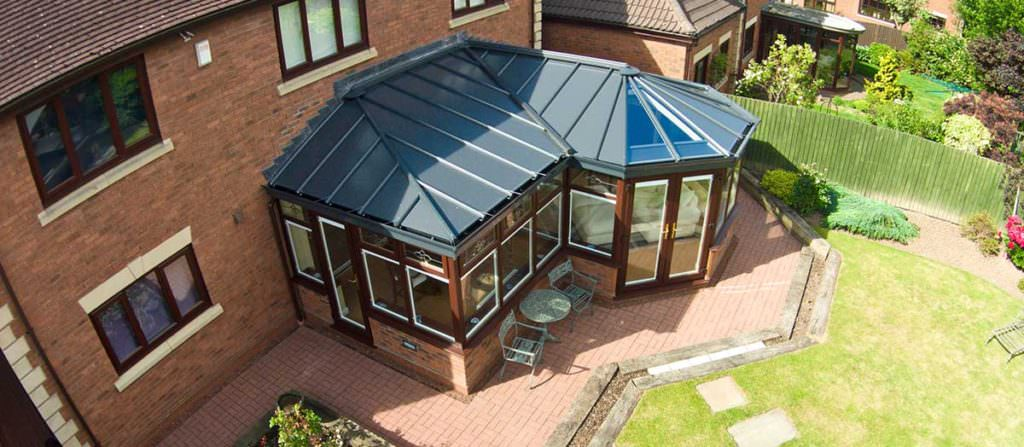 P-Shaped Conservatory Kent