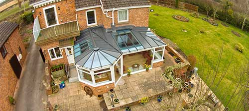 P-Shaped Conservatory Prices Canterbury Kent