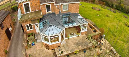 P-Shaped Conservatory Style Whitstable Kent