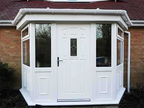 uPVC Porch Prices Kent