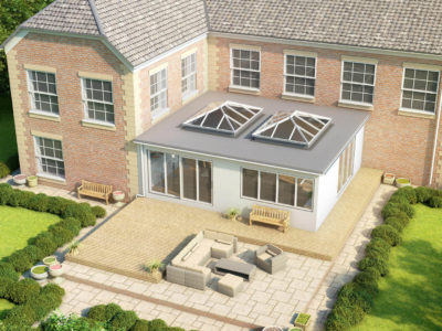 aluminium Roof Lantern costs