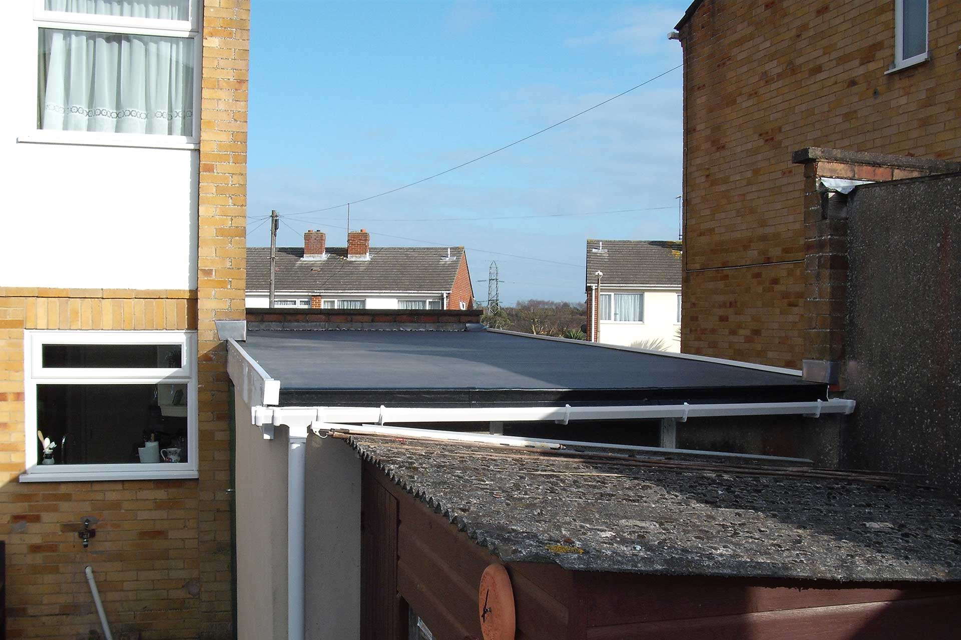Flat Roofs Kent | SecureStyle | Flat Roofs Prices | Roofline