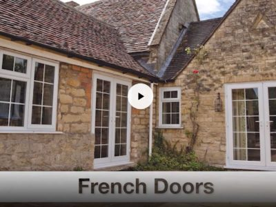 french doors video