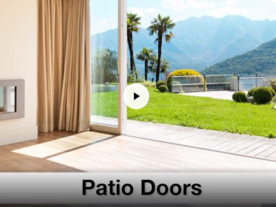 patio doors video
