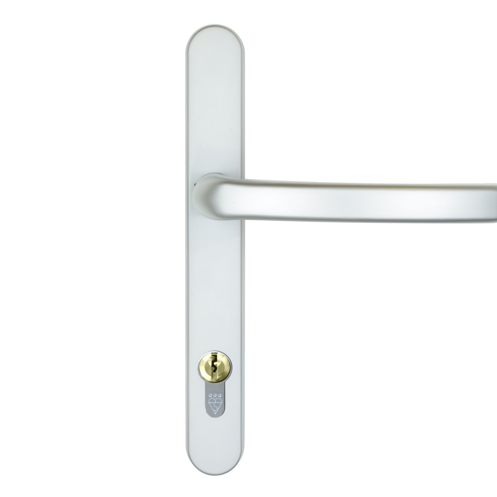 door handle dda satin