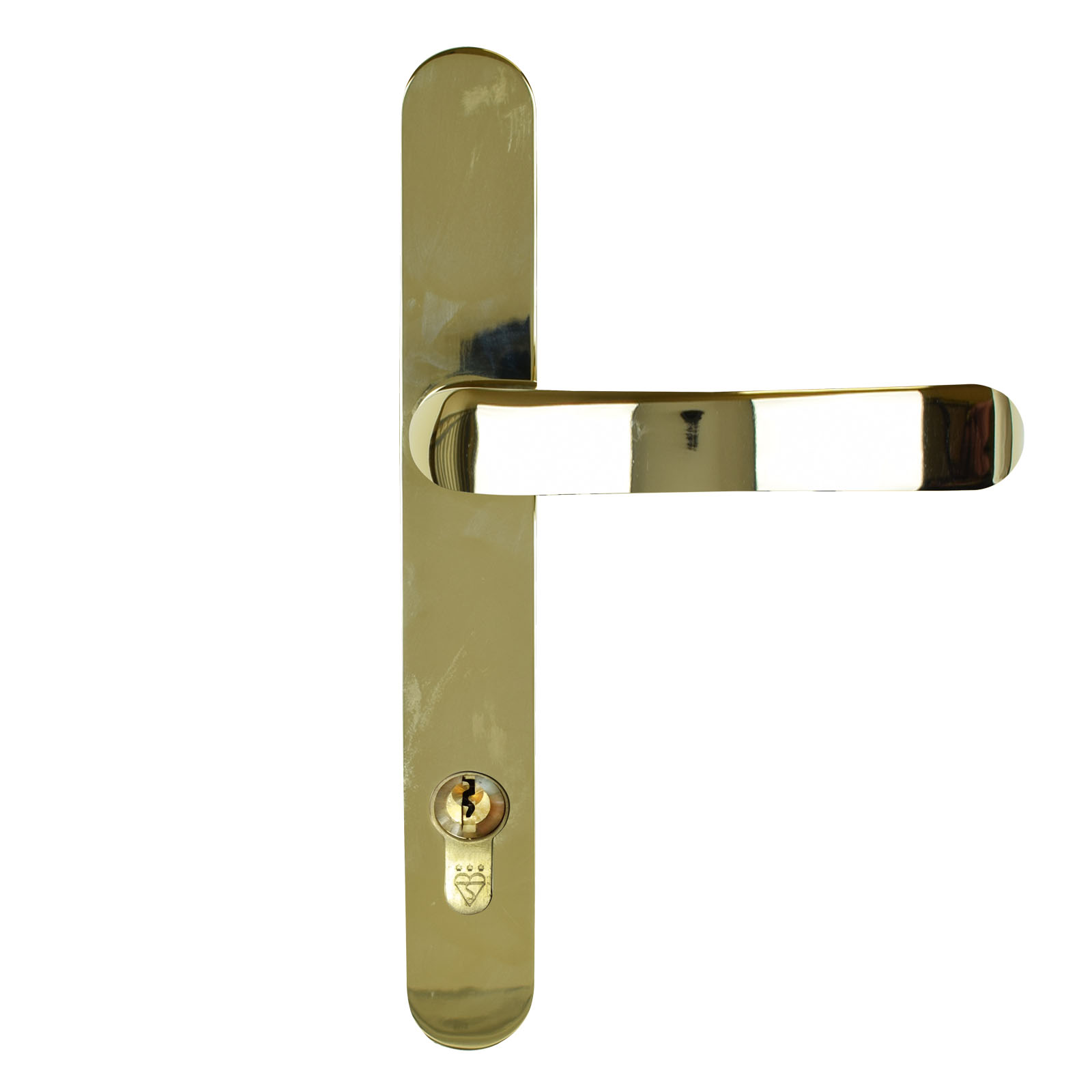 door handle stainless steel gold