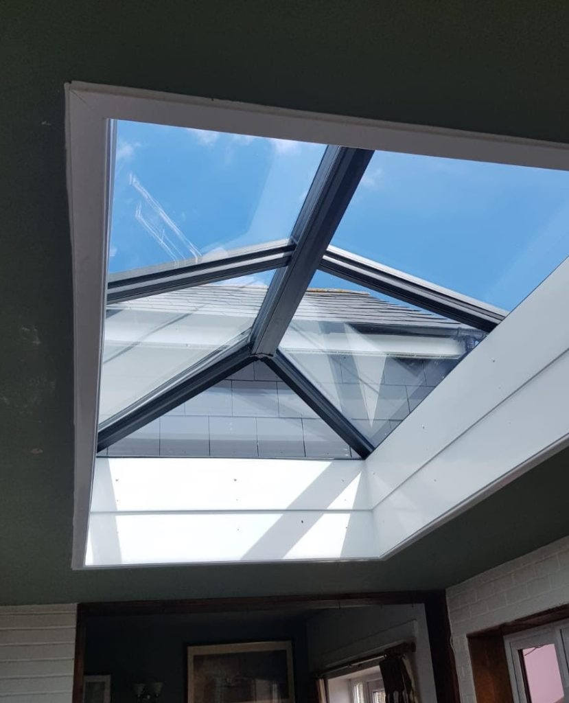Aluminium Roof Lantern Nonington