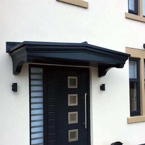 front door canopies uk
