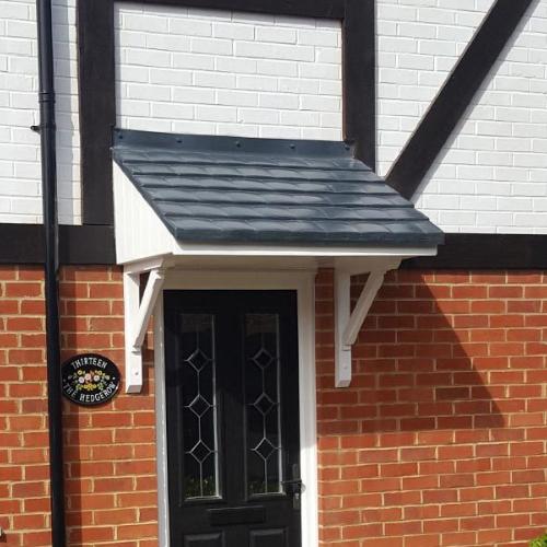 cheap door canopy kent