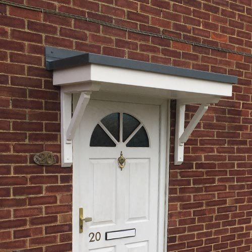 Front Door Canopy Manston, Kent